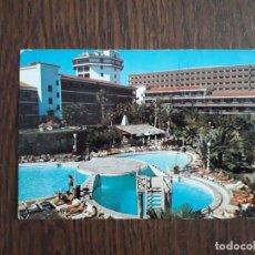 Cartes Postales: POSTAL DE HOTEL PARQUE TROPICAL, PLAYA DEL INGLÉS, GRAN CANARIA.. Lote 209765276