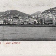 Postales: LAS PALMAS-GRAN CANARIA. Lote 210116015