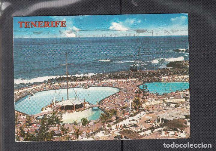 4204 - TENERIFE. PUERTO DE LA CRUZ. PISCINA (Postales - España - Canarias Antigua (hasta 1939))