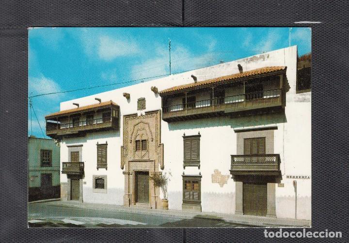 2917. LAS PALMAS. BARRIOVEGUETA. LA CASA DE COLÓN (Postales - España - Canarias Antigua (hasta 1939))