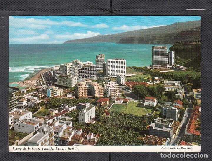 PUERTO DE LA CRUZ. TENERIFE (Postales - España - Canarias Antigua (hasta 1939))