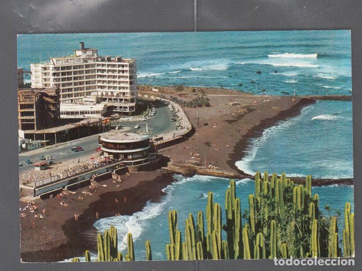 GRAN HOTEL TENERIFE Y PLAYA DE MARTINEZ (Postales - España - Canarias Antigua (hasta 1939))