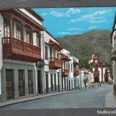 Postales: 1.094 - GRAN CANARIA - TEROR. BALCONES TÍPICOS Y BASILICA NTRA. SRA. DEL PINO. Lote 210413686