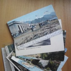 Postales: LOTE 8 POSTALES DE TENERIFE SANTA CRUZ LA LAGUNA CANARIAS. Lote 210443342