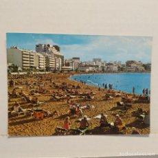 Postales: LAS PALMAS DE GRAN CANARIA, PLAYA DE LAS CANTERAS, 5007, BEASCOA, SAXO DISCOTHEQUE. Lote 210540615