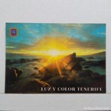 Postales: LUZ Y COLOR TENERIFE N 169 ARMANDO PEREZ, FISA, ESCUDO DE ORO. Lote 210556841