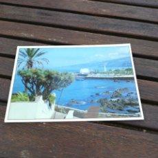 Postales: POSTAL 28 ISLAS CANARIAS PUERTO DE LA CRUZ TENERIFE. Lote 210584763