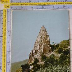 Postales: POSTAL LA GOMERA. AÑO 1965. ROQUE SAN PEDRO HERMIGUA. 1 EDICIONES RAE. 1189. Lote 210978321