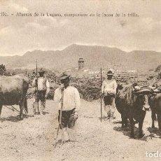 Postales: TENERIFE Nº9 AFUERAS DE LA LAGUNA, NORIEGA S.C.. Lote 211455326