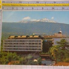 Postais: POSTAL DE TENERIFE. AÑO 1976. HOTEL BOTÁNICO PUERTO DE LA CRUZ. 75 ANIBARRO. 550. Lote 211622385