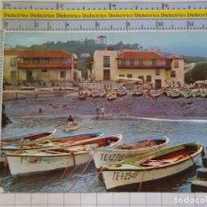 Postales: POSTAL DE TENERIFE. AÑO 1962. PUERTO DE LA CRUZ. VARADERO. 240 VALMAN,. AUTOBUSES. 567. Lote 211623094