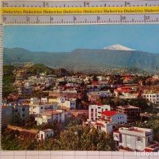 Postales: POSTAL DE TENERIFE. AÑO 1971. PUERTO DE LA CRUZ ZONA DE SAN FERNANDO Y TEIDE. 20 ANIBARRO. 569. Lote 211623135