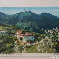 Postales: GRAN CANARIA TEJEDA. Lote 212285782