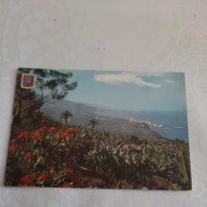 Postales: LA OROTAVA TENERIFE DIRIGIDA FERNANDO POO. Lote 213791968