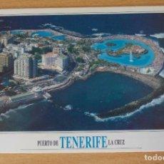 """Postales: POSTAL """" PUERTO DE TENERIFE LA CRUZ"""" AÑO 1993. Lote 213888208"""