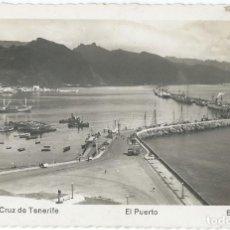 Postales: SANTA CRUZ DE TENERIFE EL PUERTO EDICIONES ARRIBAS Nº 26 POSTAL FOTOGRAFICA. Lote 214004621