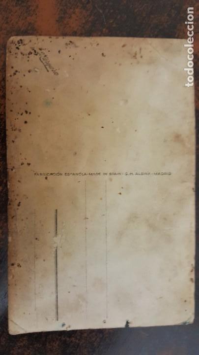 Postales: POSTAL VIRGEN DE CANDELARIA MUY RARA. PRINCIPIOS DEL SIGLO XX. VER FOTOGRAFÍAS. - Foto 7 - 214055420