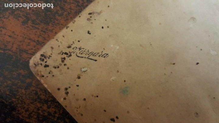 Postales: POSTAL VIRGEN DE CANDELARIA MUY RARA. PRINCIPIOS DEL SIGLO XX. VER FOTOGRAFÍAS. - Foto 8 - 214055420