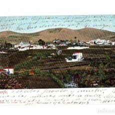 Postales: TARJETA POSTAL TENERIFE. BAZAR ALEMAN. Nº 49. AÑO 1907. Lote 214173971