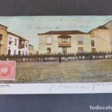 Postales: OROTAVA TROPAS REVERSO SIN DIVIDIR. Lote 215995900