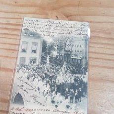 Postais: POSTAL LAS PALMAS DE GRAN CANARIA - PROCESIÓN. Lote 216770995
