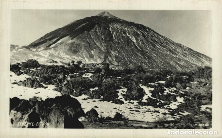 TENERIFE. EL TEIDE (Postales - España - Canarias Antigua (hasta 1939))