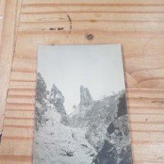 Cartes Postales: ANTIGUA POSTAL LA CALDERA LA PALMA. Lote 217612905