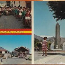 Postales: POSTAL N°1 TENERIFE VARIOS ASPECTOS. Lote 217683453