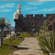 Postales: POSTAL N°2818 CASTILLO DE SAN MIGUEL GARACHICO TENERIFE. Lote 217687012