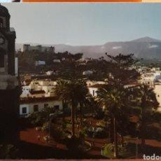 Postales: POSTAL N°21 PLAZA DE SAN FELIPE PUERTO DE LA CRUZ. Lote 217687847