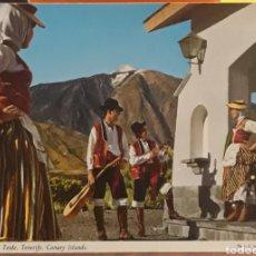 Postales: POSTAL FOTOGRÁFICA E.LUDWIG LAS CANADAS DEL TEIDE TENERIFE. Lote 217770370