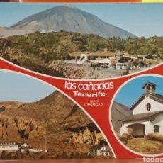 Postales: POSTAL N°3140 DIVERSOS ASPECTOS LAS CAÑADAS TENERIFE. Lote 217770496