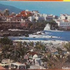 Postales: POSTAL N°91 VISTA PARCIAL PUERTO DE LA CRUZ TENERIFE. Lote 217771228
