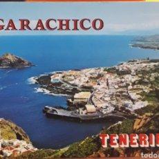 Postales: POSTAL N°91 VISTA GENERAL GARACHICO TENERIFE. Lote 217787356