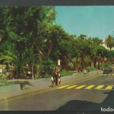 Postales: POSTAL CIRCULADA - TENERIFE - PARQUE GARCIA SANABRIA - EDITA MANCEBO. Lote 218238950