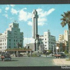Postales: POSTAL CIRCULADA - SANTA CRUZ DE TENERIFE 214 - EDITA RO-FOTO. Lote 218239157