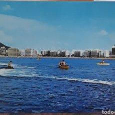 Postales: POSTAL N°5009 PLAYA DE LAS CANTERAS LAS PALMAS DE GRAN CANARIA. Lote 218364032