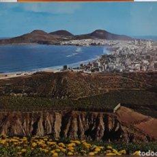 Postales: POSTAL N°5044 VISTA PANORÁMICA LAS PALMAS DE GRAN CANARIA. Lote 218365712