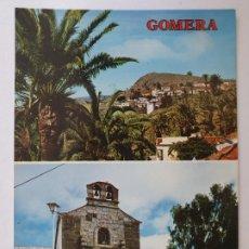 Cartes Postales: LA GOMERA - ALAJERO - LMX - ICAN10. Lote 218585376