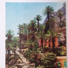Postales: LA GOMERA - VALLE DEL GRAN REY - LA CUESTITA - LMX - ICAN10. Lote 218585707