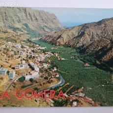Postales: LA GOMERA - VALLE DE HERMIGUA - LMX - ICAN10. Lote 218585793