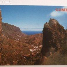 Postales: LA GOMERA - HERMIGUA - LOS ROQUES Y VALLE - LMX - ICAN10. Lote 218586732