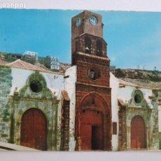 Postales: SAN SEBASTIÁN DE LA GOMERA - IGLESIA DE LA ASUNCIÓN - LMX - ICAN10. Lote 218587700