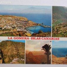Postales: LA GOMERA - DIVERSOS ASPECTOS - LMX - ICAN10. Lote 218588100