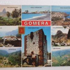 Postales: LA GOMERA - DIVERSOS ASPECTOS - LMX - ICAN10. Lote 218588225