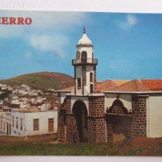 Postales: EL HIERRO - VALVERDE - VISTA PARCIAL - LMX - ICAN10. Lote 218588367