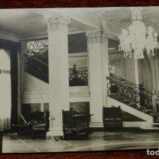 Postales: FOTO POSTAL DE TENERIFE. GRAN HOTEL MENCEY. VESTIBULO, ED.HUSA. NO CIRCULADA.. Lote 218971557