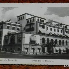 Postales: FOTO POSTAL DE SANTA CRUZ DE TENERIFE, GRAN HOTEL MENCEY, VISTA PARCIAL, ED.ARRIBAS. N. 108, NO CIRC. Lote 218971991