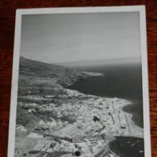 Postales: FOTO POSTAL DE SANTA CRUZ DE LA PALMA, VISTA PARCIAL, ED. CASA BETHERCOURT, CIRCULADA.. Lote 218973206