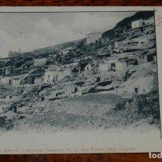 Postales: POSTAL DE LAS PALMAS, ATALAYA, ED. A. ALZOLA MARTIN, CIRCULADA.. Lote 218973408